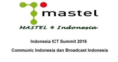Indonesia ICT Summit 2016