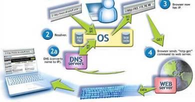 Server DNS Tumbang