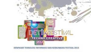 Festival D'TIK Hadirkan Perkembangan Teknologi dan Komunikasi di Bali