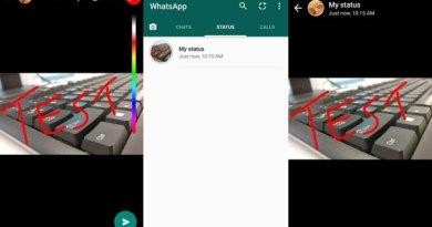 WhatsApp Uji Coba Fitur Mirip Snapchat