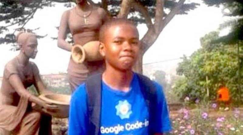 Tanpa Internet Anak Ini Juarai Kontes Google Code-in