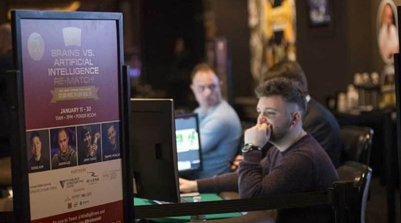 Program Kecerdasan Buatan Menangkan Kompetisi Poker