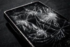 Layar Ponsel Dengan Kemampuan Memperbaiki Diri Sendiri