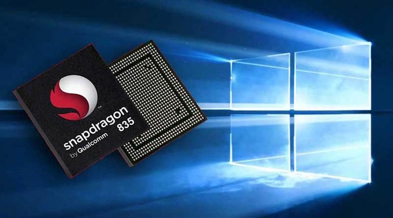 Akhirnya! Windows 10 Bisa Dijalankan Pada Prosesor Qualcomm Snapdragon 835