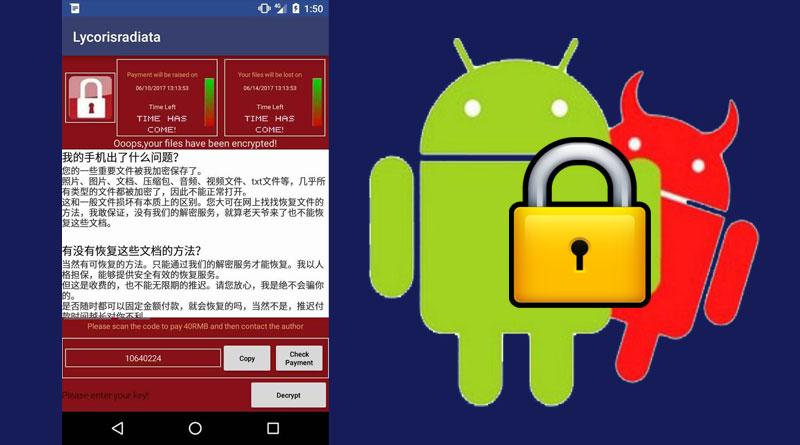 Waspada! Ransomware Versi Mobile Serang Ponsel Pintar Android