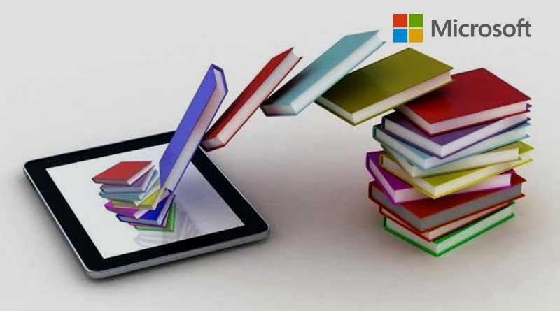 Microsoft Bagikan E-Book Gratis