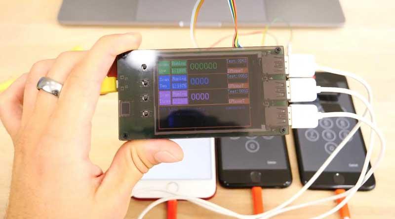 Wah! Alat Ini Dapat Retas iPhone 7 Dan 7+