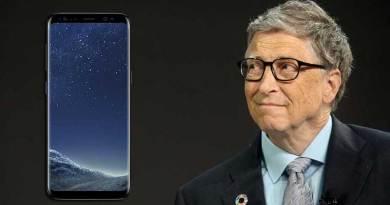 Bill Gates Sekarang Gunakan Ponsel Android