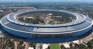 Sejumlah Pegawai Apple Terluka di Kantor Pusat yang Baru, Kok Bisa?