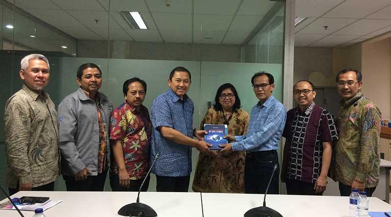 MASTEL Lakukan Audiensi ke Masyarakat Transportasi Indonesia