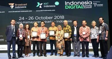 Pameran Teknologi Digital Pertama di Indonesia Resmi Dibuka