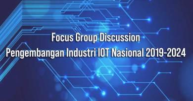 FGD Pengembangan Industri Nasional 2019 - 2024