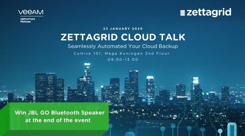 Zettagrid Cloud Talk