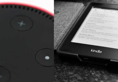 amazon kindle echo