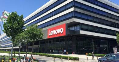 Kantor Lenovo