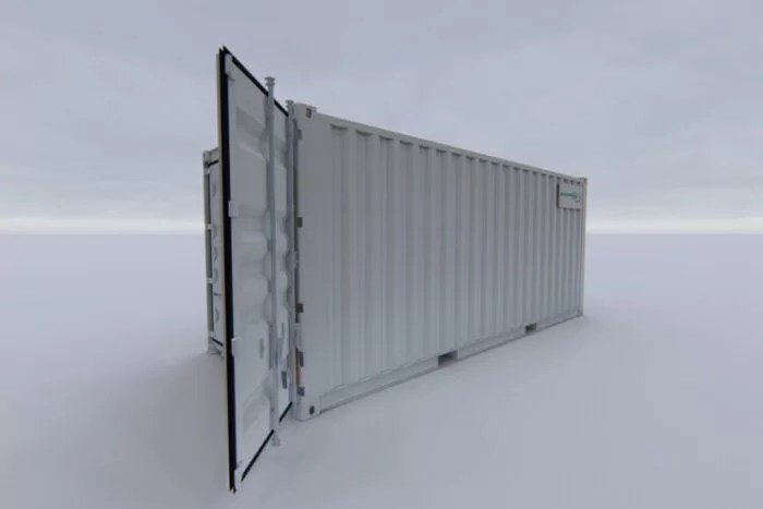 Shipping Container 20ft -Iso 3