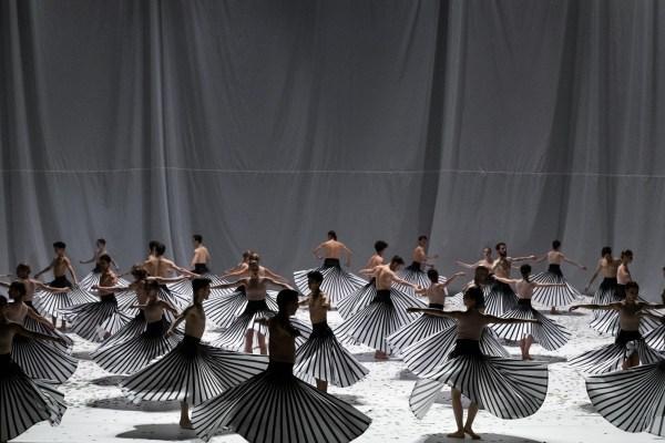 The escapist de Alexander Ekman – la critique de Master Danse