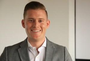 Michael Delaney, International MBA graduate 2016