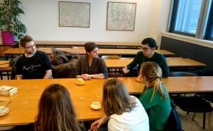 Master Ingénierie Optique, les questions des étudiants à Isabelle Barbereau