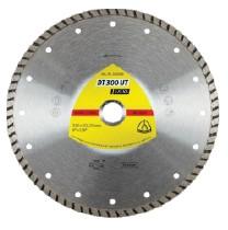 DT300UΤ Диамантски дискови за гадежни материјали појачани