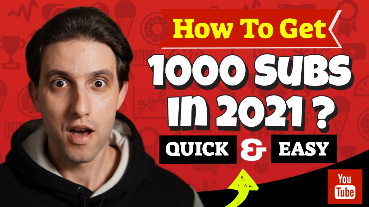 How to get 1000 youtube subscribers with vidiq