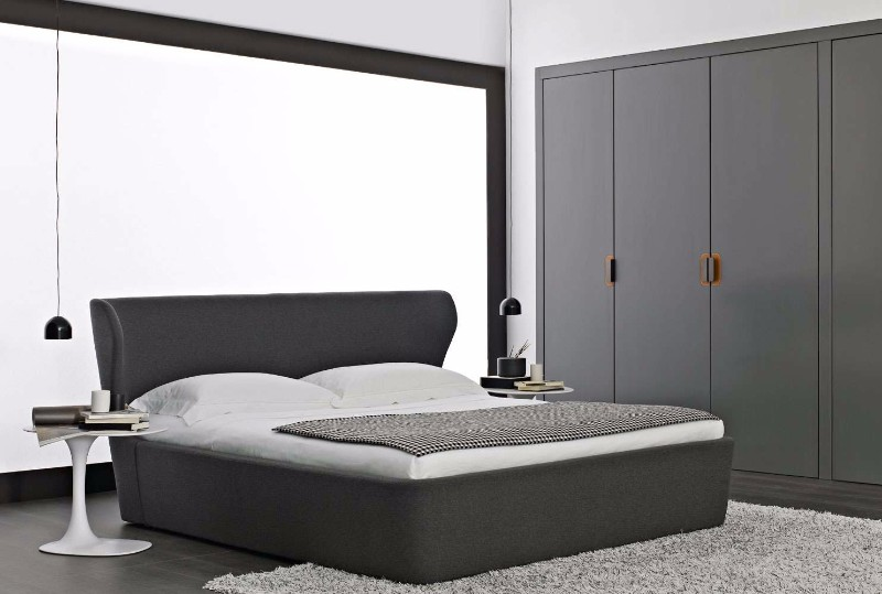 12 Astonishing Bed Designs By BB Italia Master Bedroom Ideas