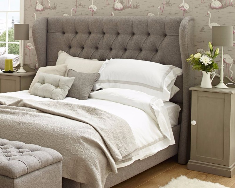 10 Fabric Ideas For Modern Upholstered Beds