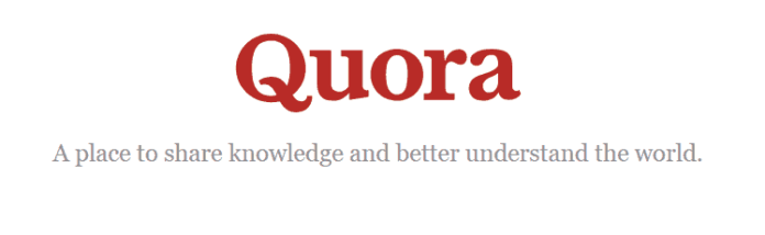 Quora Long Tail keyword research tool