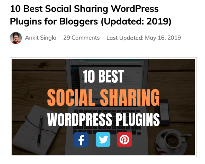 10 Best Social Sharing WordPress Plugins