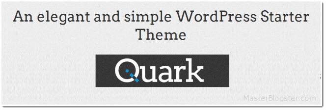 8 Free WordPress Starter Themes to Create Your Own WordPress Template