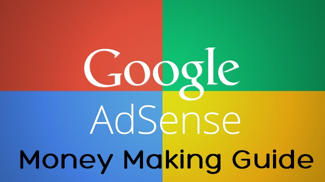 google adsense money making guide