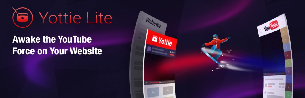 YouTube Video Gallery - Yottie Lite