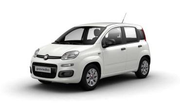 Κατηγορία B: Fiat Panda 1.1