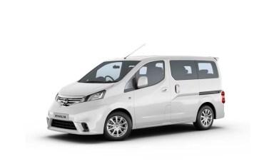 Κατηγορία Minibus: Nissan Evalia