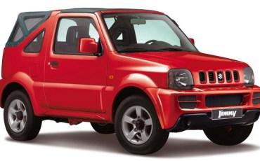 Κατηγορία Cabrio: Suzuki Jimny 1.3