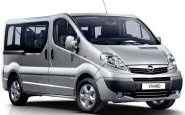 Κατηγορία Minibus: Opel Vivaro 2.0