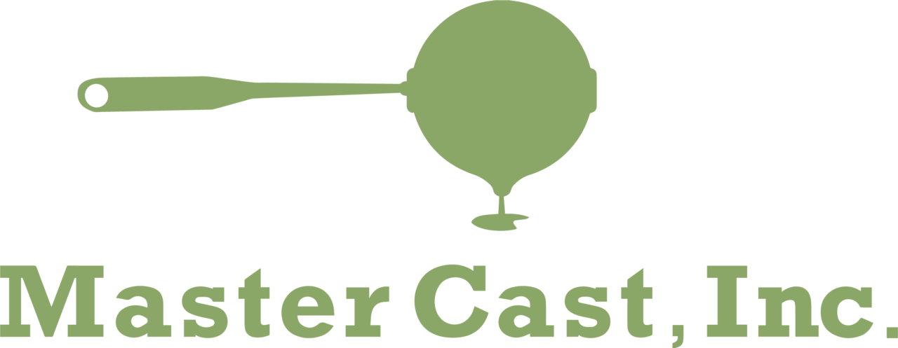 Master Cast Foundry Inc. logo in Green