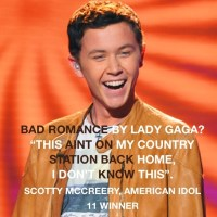 Scotty McCreery Tweets The Truth About His American Idol Audition.