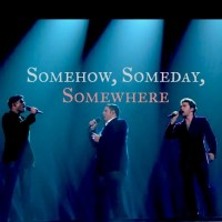 "[VIDEO]Tenor Trio Forte Raises The Roof At Radio City Music Hall Performing ""Somewhere"""