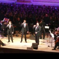 Operatic Trio Forte Takes Carnegie Hall By Vocal Storm