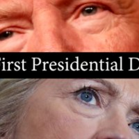 The First Presidential Debate Between Hillary Clinton and Donald Trump Promises To be Epic In Every Way.