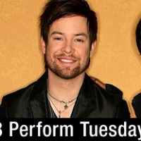 American Idol Top 3 Showdown:David Archuleta, David Cook, Syesha Mercado
