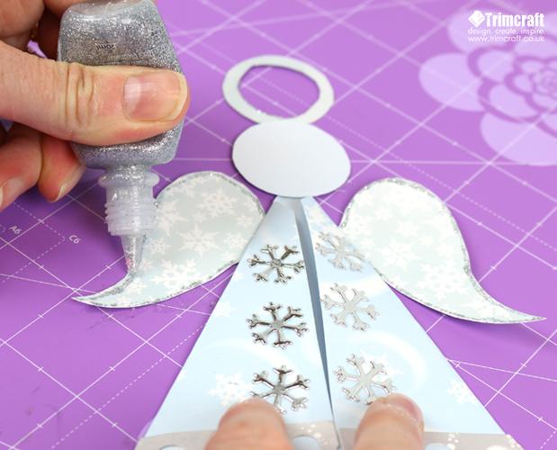 ангел изготовление открытки семейные фотоистории
