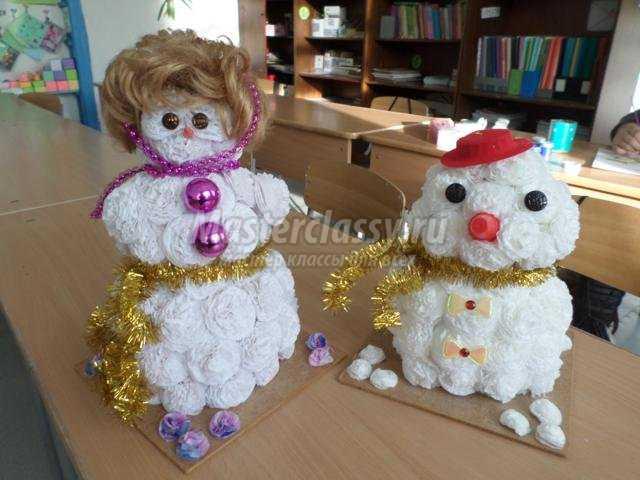 Les bonhommes de neige sont connues depuis très longtemps, bien que les premières preuves concernent les siècles XIV-XV.