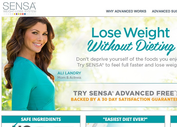 Get Reviews on Sensa Weight Loss Program