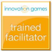 Maidenhead Innovation Games Facilitation by Master Facilitator Andi Roberts