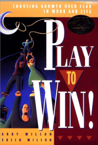PLAY TO WIN BOOK COVER