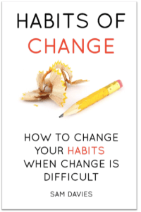 Habits of change - book cover