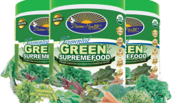 Living Green SupremeFood Review ~ Does It Work?