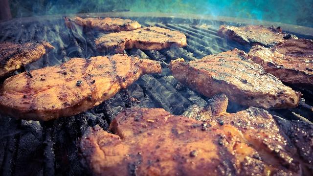 Eid Barbecue - Masterflex Hoses